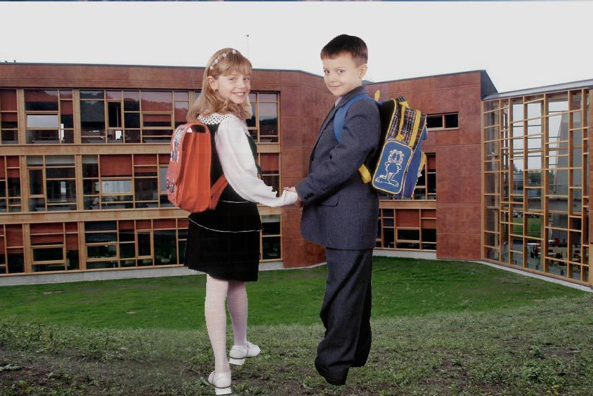 Как устроить ребенка в школу при переезде в Эстонию