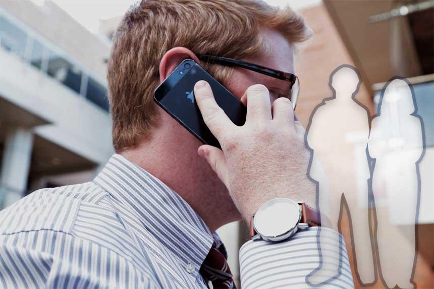 Личная встреча или звонок