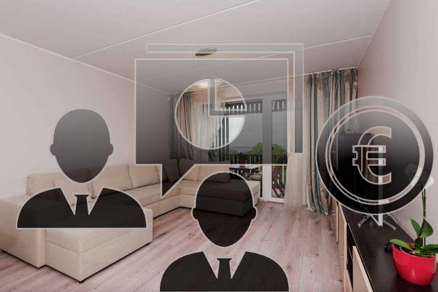 Каждая четвертая квартира в Таллине приобретается будущими собственниками с целью инвестиции