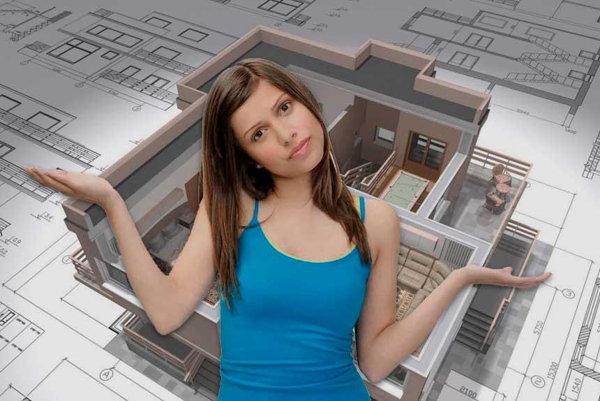 планируется провести перепланировку квартиры