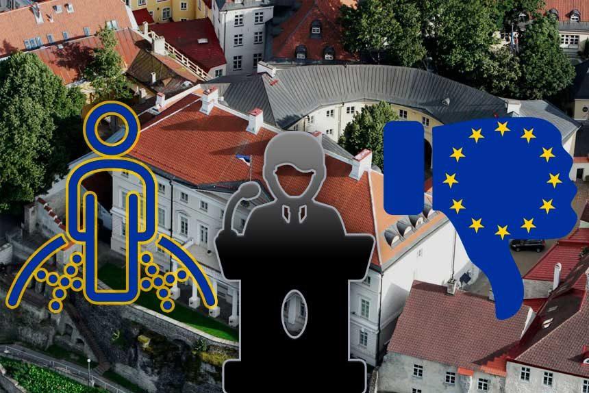 Правительство Эстонии не намерено разрешать негражданам ЕС покупать недвижимость в приграничных районах