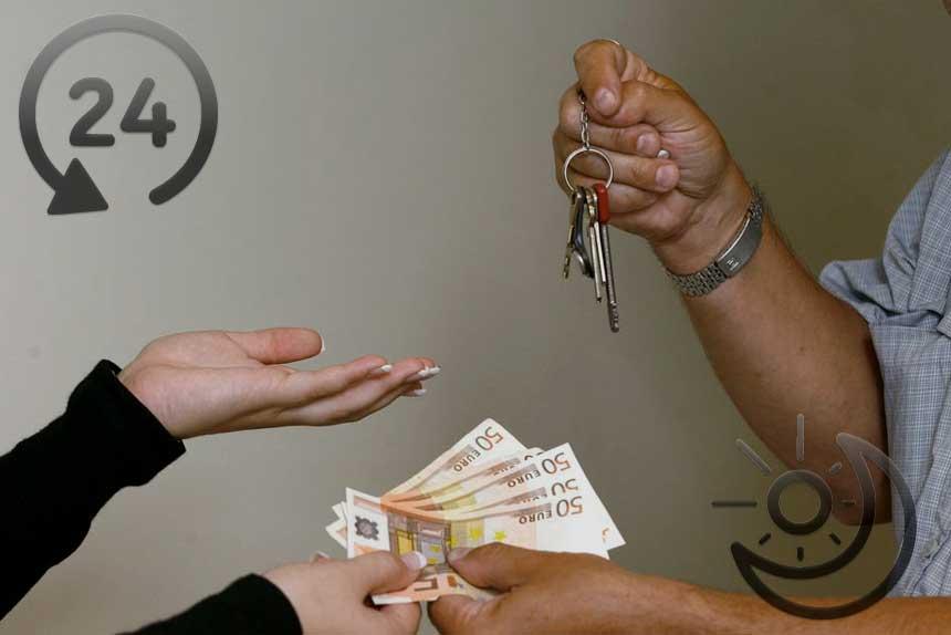 приобретать жилые помещения для сдачи в аренду в кредит