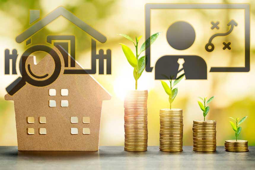 Приобретение недвижимости для аренды