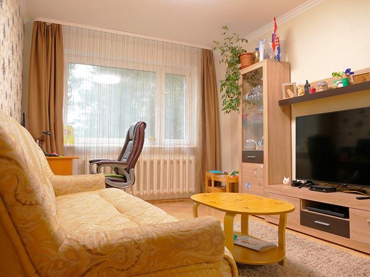 продажа трех комнатных квартиры ласнамаэ