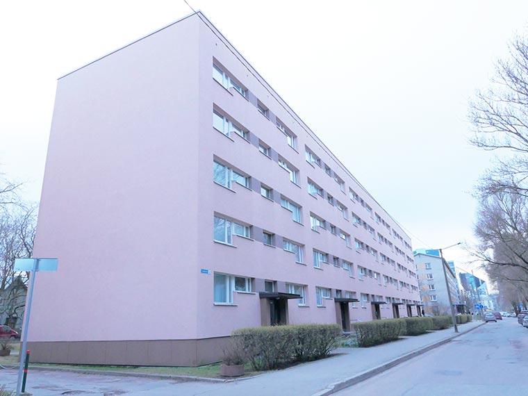 аренда однокомнатной квартиру в Таллине центр