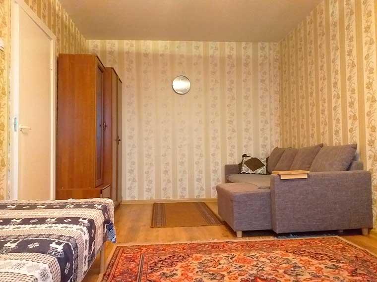 1 комнатная квартира в Ласнамяэ