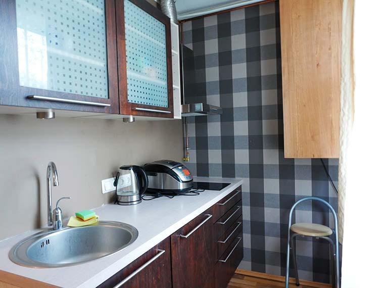 снять 1 комнатную квартиру центр Таллин