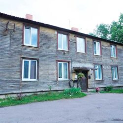 Квартира в деревянном доме центр Таллинн купить