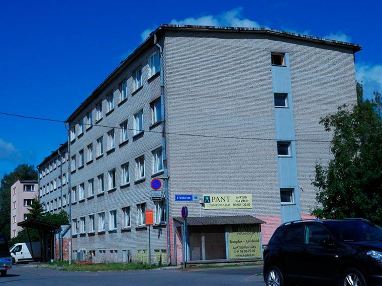 Купить маленькую квартиру в Таллинне Мустамяэ