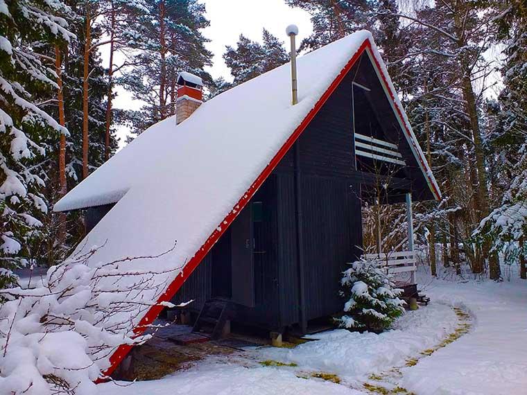 Купить дачу - дом в Эстонии Харьюмаа