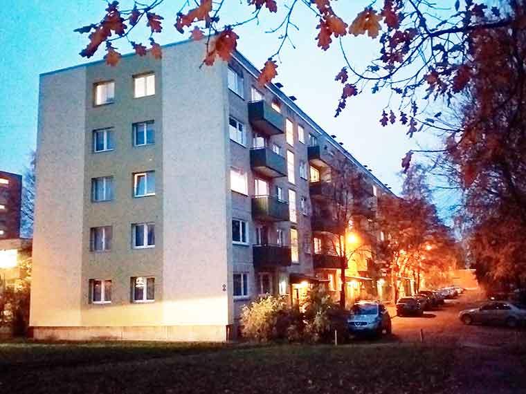 Аренда двухкомнатной квартиры - Копли район