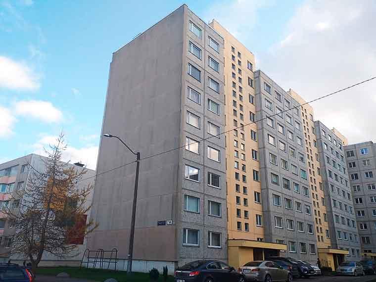 Аренда квартиры Ласнамяэ