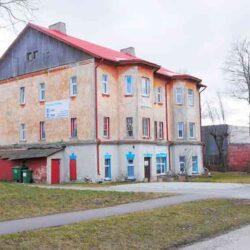 Вторичное жилье в Эстонии города Палдиски Кейла продажа квартиры двухкомнатной