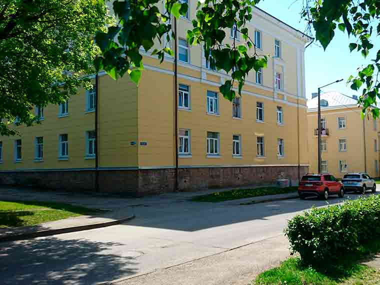 В аренду квартира в Копли 20м2