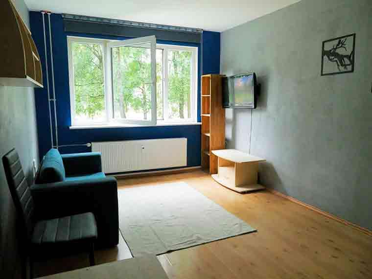 2-х комнатная квартира Мустамяэ