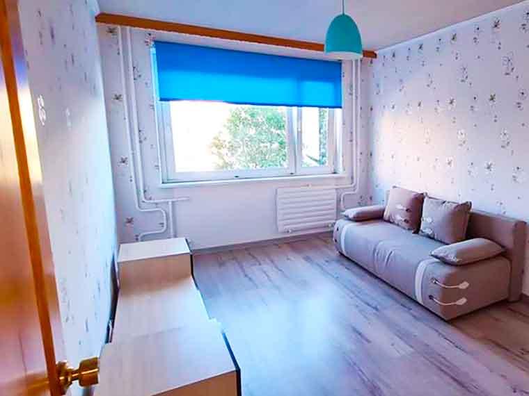 1-комнатная квартира в Ласнамяэ