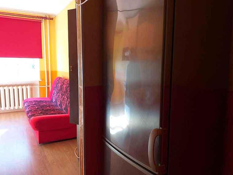 Квартира студия 16м2