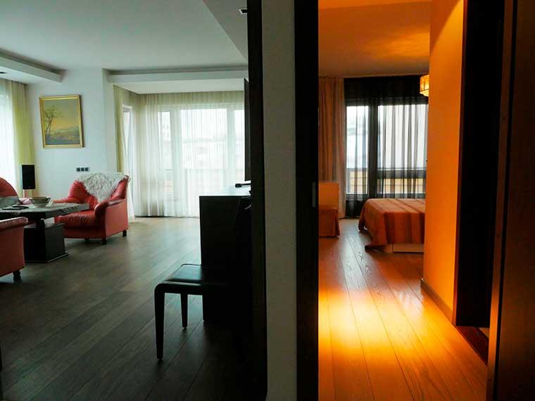 Квартира люкс двухкомнатная в центре Таллинна в аренду
